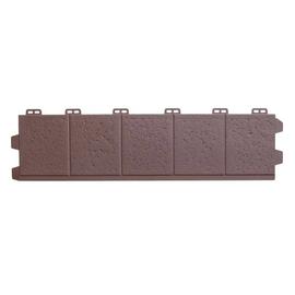 Добор для откоса универсального коричневый 190 х 690 АЛЬТА-ПРОФИЛЬ, фото  - Метэкс