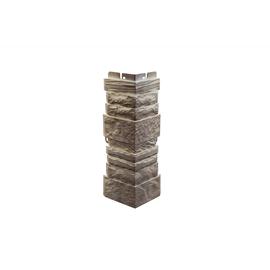 """Угол внешний """"Камень шотландский"""" ЛИНВУД (450х160), фото - Метэкс"""