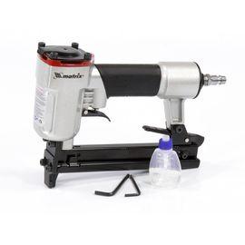 Степлер пневматический 10-22 мм тип скобы 53 MATRIX 57420, фото  - Метэкс