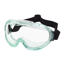 """Очки защитные закрытого типа с непрямой вентиляцией антизапотевающие KRAFTOOL """"EXPERT"""" 11008, фото  - Метэкс"""