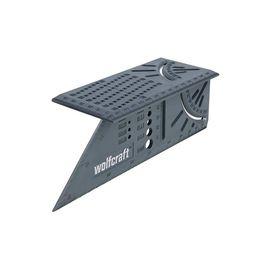 Угольник 300 мм многофункциональный 3D WOLFCRAFT 5208000, фото  - Метэкс