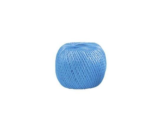 Шпагат полипропиленовый синий 110 метров 1200 текс, фото , изображение 2 - Метэкс