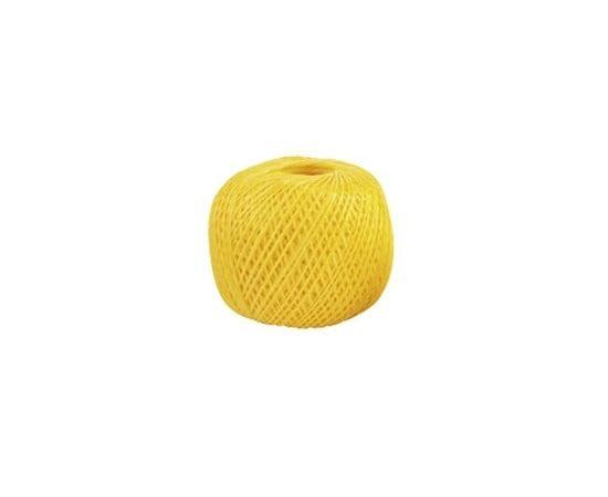 Шпагат полипропиленовый желтый 110 метров, фото - Метэкс
