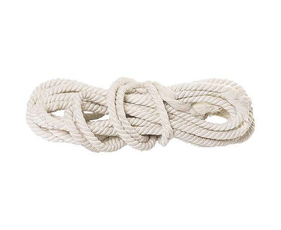 Веревка х/б 10мм, фото - Метэкс
