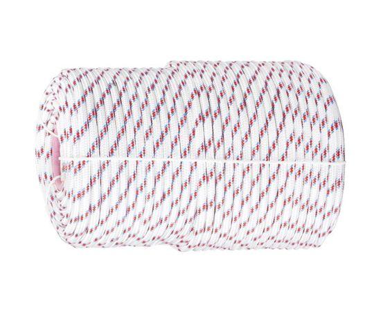 Фал плетенный полипропилен 16-прядный 6 мм 100 метров, фото - Метэкс