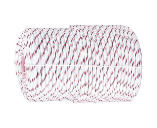 Фал плетенный полипропилен 16-прядный 8 мм 100 метров, фото - Метэкс