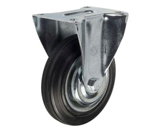 FC92 (11) Ролик неповоротный диам. 75 мм (40 кг), фото - Метэкс