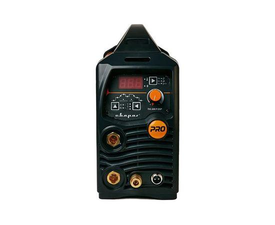 Инвертор сварочный PRO TIG 200 P DSP (W212), фото , изображение 2 - Метэкс