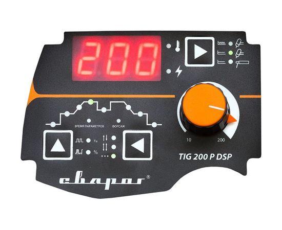 Инвертор сварочный PRO TIG 200 P DSP (W212), фото , изображение 3 - Метэкс