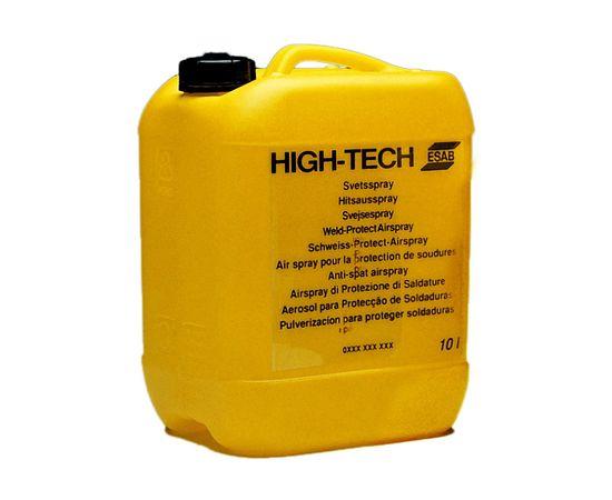 Жидкость против брызг ESAB High-Tech 10 литров, фото - Метэкс