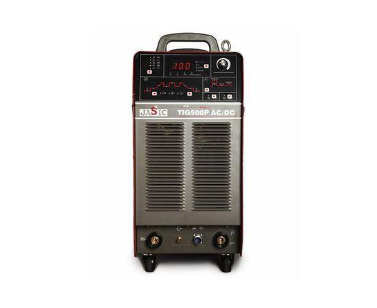 Инвертор сварочный TIG 500 P DSP AC/DC (J1210), фото , изображение 2 - Метэкс