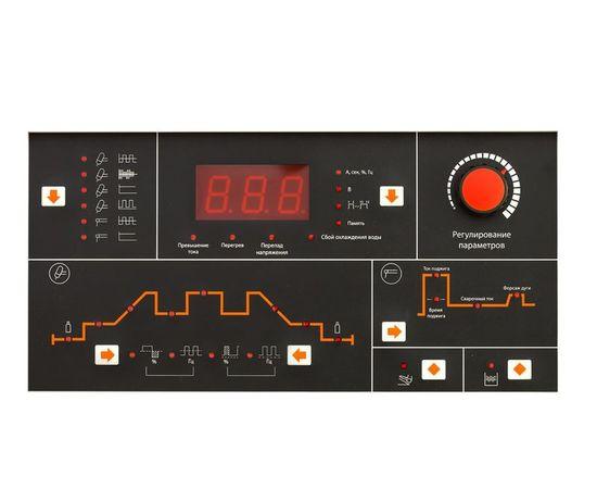 Инвертор сварочный TIG 500 P DSP AC/DC (J1210), фото , изображение 3 - Метэкс