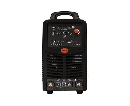 Инвертор сварочный TECH TIG 400 P (W322), фото , изображение 2 - Метэкс
