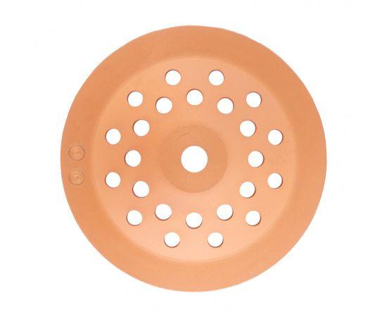Чашка алмазная зачистная 230 мм 2-х рядная MATRIX 72991, фото , изображение 2 - Метэкс