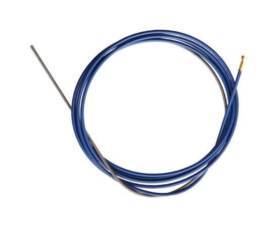 Канал направляющий 3,5 м синий (0.6-0.9 мм) IIC0500, фото  - Метэкс