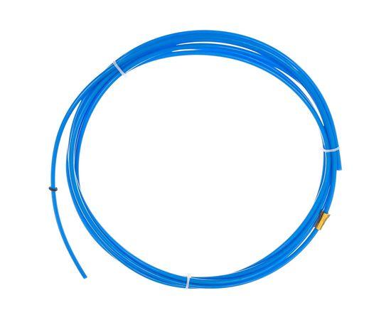 Канал направляющий 3,5 м тефлон синий (0.6-0.9 мм) IIC0100, фото  - Метэкс