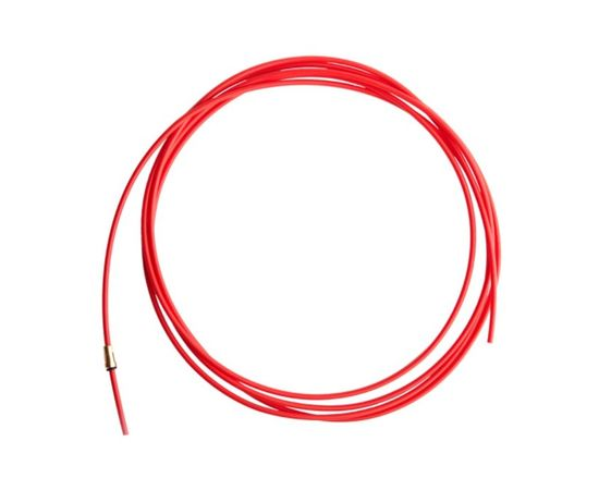 Канал направляющий 5.5 м тефлон красный (1.0-1.2 мм) IIC0167, фото  - Метэкс